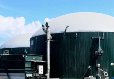 Biogaz Planet France